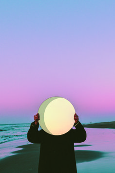 Mirror photo series for 'Into The Great Wide Open 2016' by From Form. (cloud, sky, nature, reflection, rene magritte, photography)