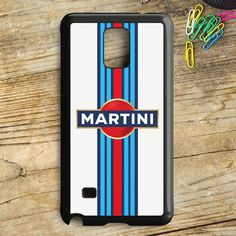 Martini Racing Stripes Samsung Galaxy Note 5 Case | armeyla.com