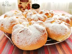 Poale-n brâu sau brânzoaice - rețeta pas cu pas | Hamburger, Bread, Brot, Baking, Burgers, Breads, Buns