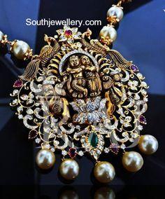 Temple Jewellery latest jewelry designs - Page 2 of 127 - Indian Jewellery Designs India Jewelry, Temple Jewellery, Gold Jewelry, Diamond Jewellery, Baby Jewelry, Gold Necklaces, Pearl Jewelry, Pendant Jewelry, Bridal Jewelry