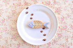 おさかなアイシングクッキーと猫|かわいいと猫がいっぱい♪ Lauraのスイーツ&ハンドメイド