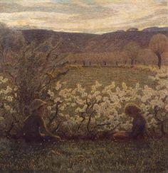 PRATO FIORITO (1903) PELLIZZA DA VOLPEDO