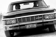 Ready for the Supernatural Road Trip with Dean & Sam Winchester? The Cw, Dean Winchester Car, Paranormal, 1967 Chevy Impala, 67 Impala, Supernatural Baby, Supernatural Bunker, Drama, Beautiful Posters