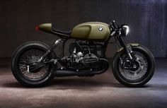 Diamond Atelier's Mark II is the Cafe Racer BMW should be building.