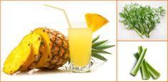 Receta: Jugo Para Bajar De Peso - Blog de Contar Calorías #perderpeso #receta #salud