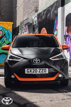Featuring a newer, three-dimensional X shape, the Toyota Aygo JBL edition benefits from this stronger signature whilst still retaining its striking good looks and engaging driving characteristics. Click to find out more. #Toyota #ToyotaAygo #Aygo #NewCars #CityCar #CompactCar #JBL #SoundSystem Toyota Aygo, Uk Magazines, Android Auto, City Car, Three Dimensional, Graphic Design, Shape, Cars, Autos