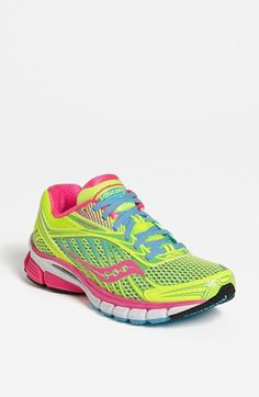 Saucony 'Ride 6' Running Shoe <3 So FUN