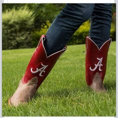 Roll Tide Fashion statement!