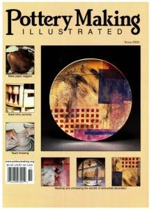 Pottery Making Illustrated Winter 2000 Issue Cover