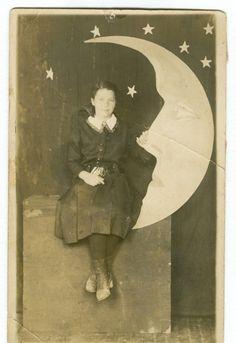 "It's a full moon tonight!!  ""Full Hunter's Moon or Full Harvest Moon – October This full Moon is often referred to as the Full Hunter's Moo..."