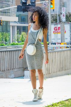 BlasianGurl, Victoria Kristine, Fashion Blogger, Toronto Blog, Mendocino, H&M, Diesel, Wedge Runners, ALDO Accessories, Fashion