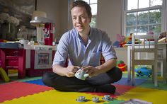 'I left school at 16 and sold my business for £55m. Now I want to help other young entrepreneurs'