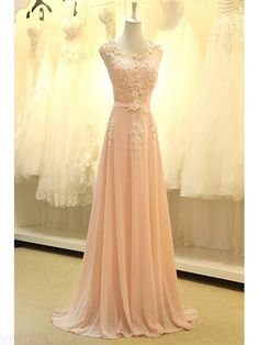Sparkly Prom Dress, gorgeous a line chiffon floor length appliques long evening dress prom party dresses , These 2020 prom dresses include everything from sophisticated long prom gowns to short party dresses for prom. Prom Party Dresses, Homecoming Dresses, Dress Prom, Bridesmaid Dresses, Prom Gowns, Long Gowns, Graduation Dresses, Modest Prom Dresses, Wedding Dresses