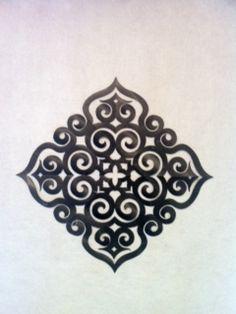 Ainu pattern #ainu #japan