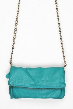 Deux Lux Snake Chain Crossbody Bag