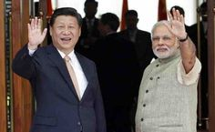 Chinese President Xi Meets India's PM Modi To Boost Bilateral Ties