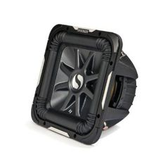 "Kicker 12"" Solo-Baric L7 Car Subwoofer 4 OHM DVC 11S12L74... Nickname: Ear-Buster!"