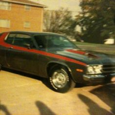 1973 Plymouth Roadrunner. My baby!! Trying to find her. Any info appreciated!!