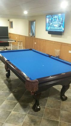 Chicago Cubs Logo Pool Table Nfl Tables Nhl Mlb Pinterest And