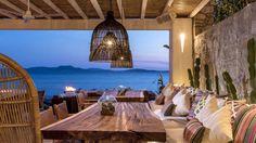 Hippie Fish Restaurant - Mykonos