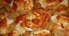 Nagyi titkai a házias ízekről receptekkel: Rakott csirkemell