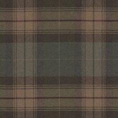 Ralph Lauren BARNFIELD PLAID MALLARD Fabric