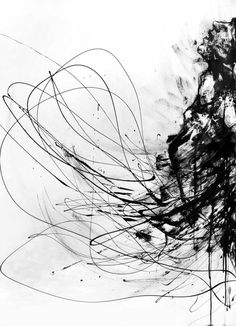 Art drawing black and white abstract drawing copy of inc in pencil admirable artistic drawing rnrnSource by clalune Abstract Drawings, Abstract Images, Pencil Drawings, Art Drawings, Black And White Drawing, Black And White Abstract, Illustration Photo, Picasso Art, Monochrom