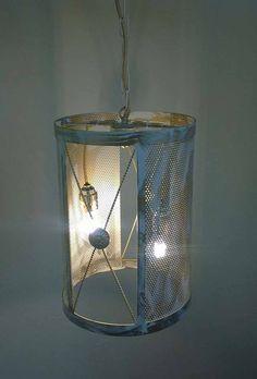 LAMPADARIO in Ferro Battuto . luce domotica compatibile Alexa Google . 1054 Lighting, Ebay, Google, Home Decor, Light Fixtures, Lights, Interior Design, Home Interior Design, Lightning