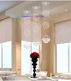 73.00$  Buy here - http://aliygr.worldwells.pw/go.php?t=602760904 - led ceiling crystal chandelier for kitchen modern chandelier for dining room Crystal Chandelier Pendant bedroom crystal lighting 73.00$