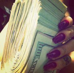 Stacks on stacks #fleeknails #fatstacks #onedayitllbeme