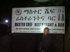 Masterchef in Gondar