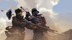 Battlefield 1 mostra as armas do jogo em um novo vídeo.