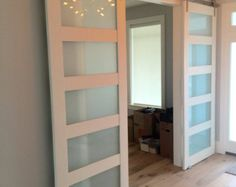 If you are looking for something to replace the average door this door is perfect! All of our doors are custom made, and are always a