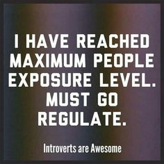 Introverts are Awesome