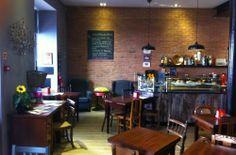 Lisboa - Brick Cafe Lisboa  Rua de Moçambique, 2 Terça - Sábado: 8:00 - 20:00 Domingo: 10:00 - 18:00