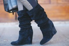 """Furry & Slouchy"" 
