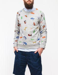 Maison Kitsune - Childish Sweater - SS14