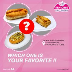Which one is your favorite from the #monginis store? Let us know in the comment section👇 . Didn