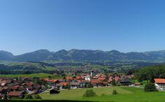 Schöllang bei Oberstdorf