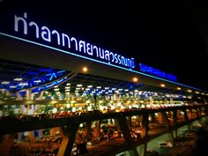Suvarnabhumi International Airport , Thailand