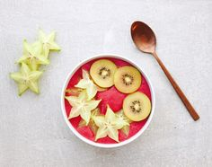Smoothie Bowl: Rote Bete Power