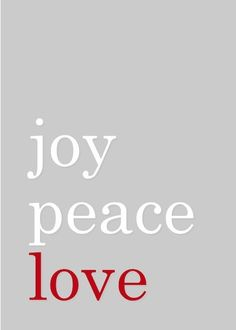 Wishing everyone joy, peace , love and happiness this Christmas !