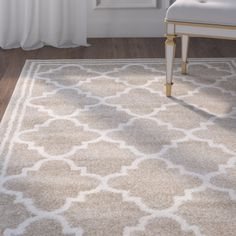 "Features:  -Technique: Power loomed.  -Material: Polypropylene.  -Origin: Turkey.  -Collection: Levon.  -Rugs can vary approx. 3-4"" from the advertised size.  -Patterns are subject to change based upo"
