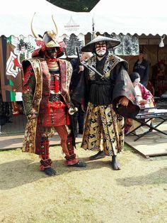 Full Battle harness, Japanese Samurai