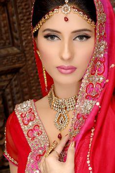 Alle`nora Salon, Gallery of Alle`nora - Alle`nora Beauty Salons , Pakistan Bridal Makeup, Pakistani Hair Stylists