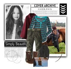 """Charlie Matheson"" by jen8f9 ❤ liked on Polyvore featuring Aéropostale, UGG Kids, Topman, fanfiction, revolution, Horse, CharlieMatheson and surviveal"