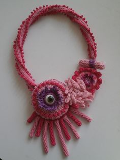 Click the link and vote for my Crochetdoll's Fuchsia new jewel!!
