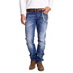 Jeans Homme Pas Cher - Vente Jean Fashion Hommes - #devred 54,99€