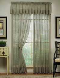 value priced curtains - on sale!