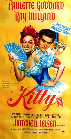 Starring the radio version of the film were: Lux Radio Theater - 47-02-24 Kitty - Paulette Goddard, Patric Knowles, Alan Reed, Norman Field, Raymond Lawrence, Eric Snowden, Gloria Gordon, George Neise, Herbert Rawlinson, Charles Seel, Ann Tobin.  CD# 311M available from www.radioshowcds.com